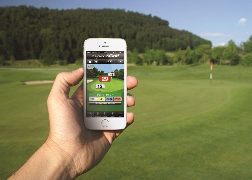 Golf Entfernungsmesser Iphone App : Neue regel zulassung entfernungsmesser golfclub schönbuch